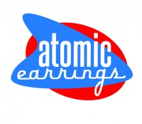 Atomic Earrings